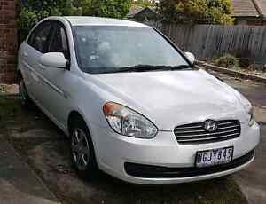 2008 Hyundai Accent Heathmont Maroondah Area Preview