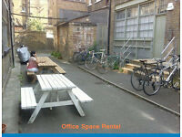 ** Durham Yard - Hackney (E2) Office Space London to Let