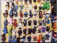 Lego Mini Figs X 142