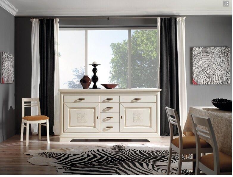 Credenza Bianca Per Soggiorno : Credenza classica soggiorno salotto bianca bianco in vari colori