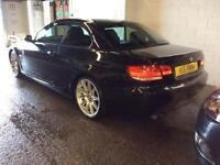 2008 BMW 3 Series 3.0 330i M Sport 2dr Petrol black Automatic