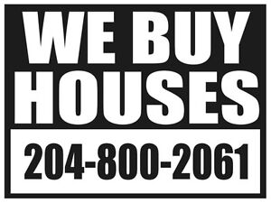 ™  Got a small, old, damaged house? We'll buy it AS IS in a week