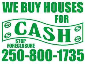 $  Ca$h for your home