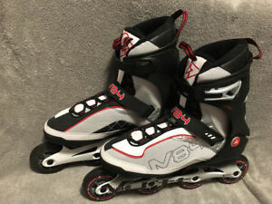Reduced for quick sale: new K2 Moto84 roller blades size 11 men