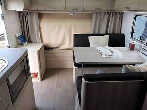 2016 Jayco Family Pop Top Expanda 14.44-4 Outback Berrimah Darwin City Preview