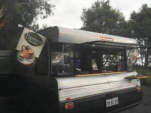 retro catering van business Richmond Valley Preview