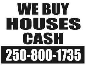WE CAN BUY YOUR HOUSE QUICKLY