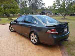 2008 Ford Falcon Sedan **12 MONTH WARRANTY** Coopers Plains Brisbane South West Preview