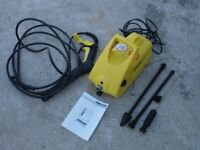 Karcher 210 Plus Pressure Washer - used twice hence as new.