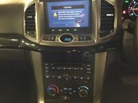 2011 Chevrolet Captiva 2.2 VCDi LTZ 5dr (7 Seats) Diesel silver Automatic