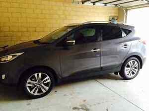 2014 Hyundai IX35 Wagon **12 MONTH WARRANTY** West Perth Perth City Area Preview