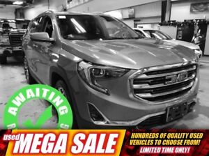 2018 GMC Terrain SLT 2.0T| Pano Sun| Heat Leath/Wheel| Rem Start