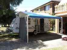Jayco Freedom Pop Top Wentworth Falls Blue Mountains Preview
