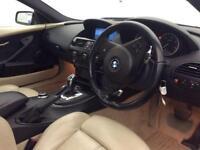 2008 BMW 6 Series 3.0 635d Sport Auto 2dr Diesel black Automatic