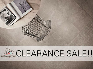 EURO TILE - CLEARANCE SALE!!