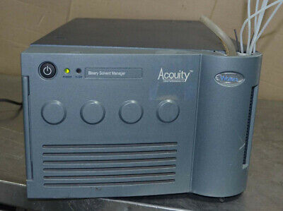 Waters Acquity Binary Solvent Managera06