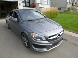 2014 Mercedes-Benz CLA 250 4Matic Sports Package
