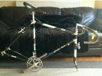 Look Carbon Composite Road Bike Frameset and Extras