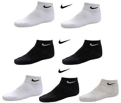 Nike 3er Pack Socken Cushion Quarter Sportsocken