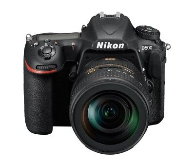 Nikon D500 (Body Only) - Imported Version