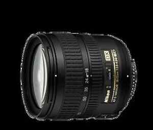 WILL LET GO FOR $130 Today Nikon 18-70mm lens