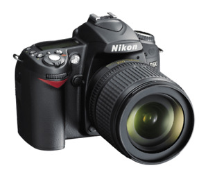 Nikon D90 professional camera with tons of accessories