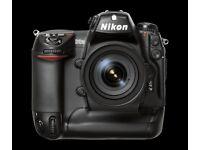 Nikon D2H DSLR Camera Body Only