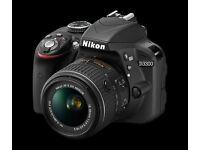 Lost Lowepro Backpack Nikon D3300 + Equipment