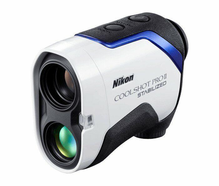 New Nikon Golf- Coolshot Pro II Stabilized Laser Rangefinder
