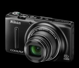Nikon Coolpix s9500 - Great conditions!