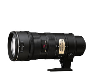 Zoom-NIKKOR70-200mm f/2.8G IF-ED VR + Teleconverter TC-17E AF-S