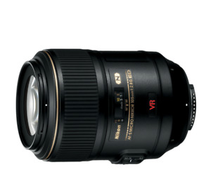 Nikon Micro-Nikkor 105mm f/2.8 AF-S IF-ED VR (Plus B+W Filter)
