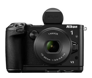 Nikon 1 - V3 deluxe kit and multiple accessories