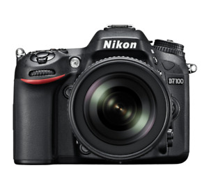 Nikon D7100 w/Accessories & Lenses