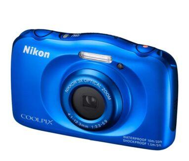Nikon sports action camera 13megapixels