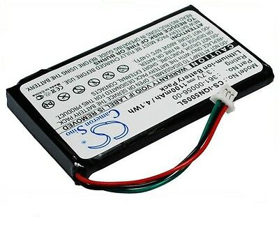 Direct Replacement for Garmin GPS Battery Nuvi 30 40 40LM 50LM 50 - 3.7V 1100mAh