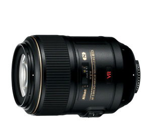 Objectif macro AF-S VR Micro-NIKKOR 105mm f/2.8G IF-ED