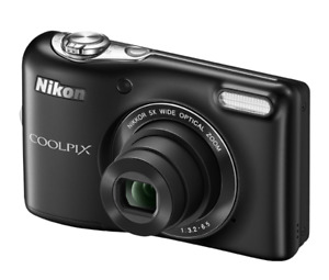 Nikon Coolpix L32  Camera, Re-certified