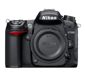 CAMERA DSLR NIKON D7000 DX 16,2MP