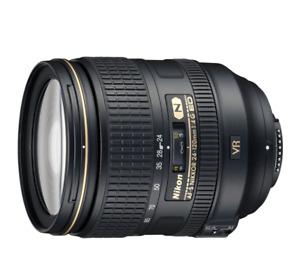 Nikon 24-120 f4- Excellent Condition $850