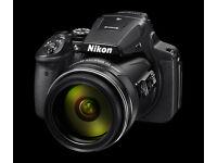 Nikon Coolpix P900 Wanted