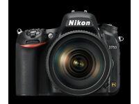 Nikon D750 - body - like new, boxed, warranty