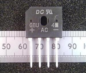 GBU-4-GBU4D-GBU4M-4A-SIL-In-Line-Bridge-Rectifier-AC-DC-Various