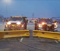 Residential Snow Plowing/Clearing