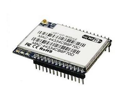 Hlk-rm04 Wifi Module Serial To Ethernet Wifi Ap Wireless Routing Module