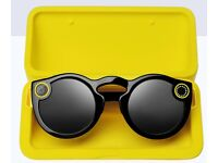 Spectacles Snapchat Camera Sunglasses NEW