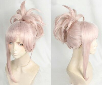 Fate/Grand Order Saber Miyamoto Musashi Cosplay Wig for Sale - Pink Wigs For Sale