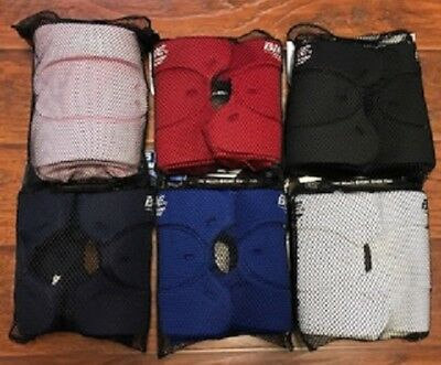 Bike multi sport softball volleyball short knee pads sliding BUMK20 Colors Sizes