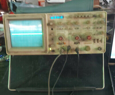 Tektronix 2236 100 Mhz Dual Trace Oscilloscope Multimeter Used