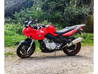 BMW F800s GREAT CONDITION